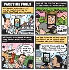 Jen Sorensen  Jen Sorensen's Editorial Cartoons 2015-06-01 automobile accident