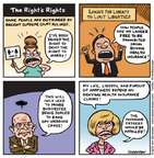 Jen Sorensen  Jen Sorensen's Editorial Cartoons 2015-06-29 court