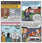Jen Sorensen  Jen Sorensen's Editorial Cartoons 2015-10-19 voter identification