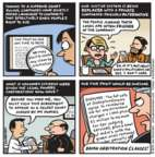 Jen Sorensen  Jen Sorensen's Editorial Cartoons 2015-11-09 interest