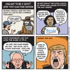Jen Sorensen  Jen Sorensen's Editorial Cartoons 2016-02-22 rights of women
