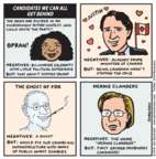 Jen Sorensen  Jen Sorensen's Editorial Cartoons 2016-04-04 democratic candidate