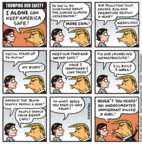 Jen Sorensen  Jen Sorensen's Editorial Cartoons 2016-07-25 2016 Election Donald Trump