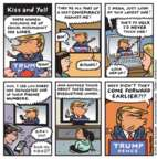 Jen Sorensen  Jen Sorensen's Editorial Cartoons 2016-10-17 2016 Election Donald Trump