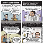 Jen Sorensen  Jen Sorensen's Editorial Cartoons 2018-03-27 2016 election
