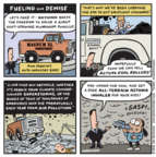 Jen Sorensen  Jen Sorensen's Editorial Cartoons 2018-04-09 Environmental Protection Agency