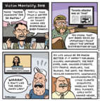 Jen Sorensen  Jen Sorensen's Editorial Cartoons 2018-05-08 violence against women