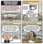 Jen Sorensen  Jen Sorensen's Editorial Cartoons 2018-06-18 immigration