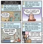 Jen Sorensen  Jen Sorensen's Editorial Cartoons 2018-07-16 Supreme Court