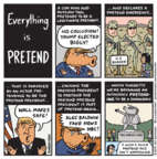 Jen Sorensen  Jen Sorensen's Editorial Cartoons 2019-02-18 border fence