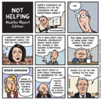 Jen Sorensen  Jen Sorensen's Editorial Cartoons 2019-04-22 democratic candidate