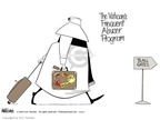 Ann Telnaes  Ann Telnaes' Editorial Cartoons 2004-06-22 abuse