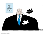 Ann Telnaes  Ann Telnaes' Editorial Cartoons 2002-04-20 Gaza
