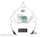 Ann Telnaes  Ann Telnaes' Editorial Cartoons 2003-04-21 issue