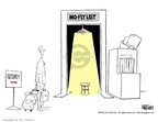 Ann Telnaes  Ann Telnaes' Editorial Cartoons 2003-04-23 security