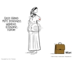 Ann Telnaes  Ann Telnaes' Editorial Cartoons 2004-01-30 Saudi Arabia