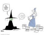 Ann Telnaes  Ann Telnaes' Editorial Cartoons 2006-04-05 corruption
