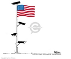 Ann Telnaes  Ann Telnaes' Editorial Cartoons 2003-06-13 security