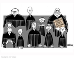 Ann Telnaes  Ann Telnaes' Editorial Cartoons 2007-10-01 Antonin