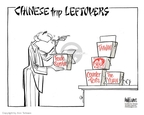 Ann Telnaes  Ann Telnaes' Editorial Cartoons 2005-11-21 Taiwan