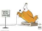 Ann Telnaes  Ann Telnaes' Editorial Cartoons 2005-10-12 California