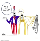 Ann Telnaes  Ann Telnaes' Editorial Cartoons 2001-10-15 Saudi Arabia