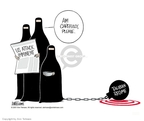 Ann Telnaes  Ann Telnaes' Editorial Cartoons 2001-10-02 war on terror
