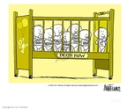 Ann Telnaes  Ann Telnaes' Editorial Cartoons 2001-08-16 Yemeni