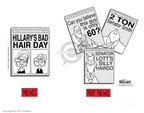 Ann Telnaes  Ann Telnaes' Editorial Cartoons 2001-02-03 standard