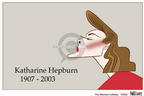 Ann Telnaes  Ann Telnaes' Women's  eNews Cartoons 2003-07-02 Katherine