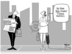 Ann Telnaes  Ann Telnaes' Women's  eNews Cartoons 2006-01-21 rights of women