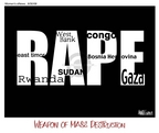 Ann Telnaes  Ann Telnaes' Women's  eNews Cartoons 2006-06-30 Gaza