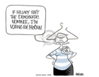 Ann Telnaes  Ann Telnaes' Women's  eNews Cartoons 2008-06-03 John McCain