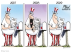 Gary Varvel  Gary Varvel's Editorial Cartoons 2009-09-03 2007