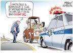 Gary Varvel  Gary Varvel's Editorial Cartoons 2010-07-30 Arizona immigration