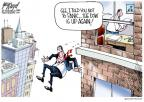 Gary Varvel  Gary Varvel's Editorial Cartoons 2011-08-12 investment