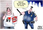 Gary Varvel  Gary Varvel's Editorial Cartoons 2012-06-06 officer
