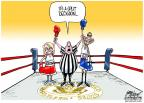 Gary Varvel  Gary Varvel's Editorial Cartoons 2012-06-26 Arizona immigration