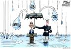 Gary Varvel  Gary Varvel's Editorial Cartoons 2013-05-19 Justice Department