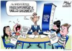 Gary Varvel  Gary Varvel's Editorial Cartoons 2013-05-29 Justice Department