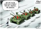 Gary Varvel  Gary Varvel's Editorial Cartoons 2013-06-14 China