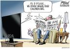 Gary Varvel  Gary Varvel's Editorial Cartoons 2013-06-21 spy