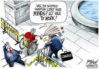 Gary Varvel  Gary Varvel's Editorial Cartoons 2013-10-03 World War II Memorial
