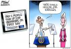 Gary Varvel  Gary Varvel's Editorial Cartoons 2013-11-04 Michael Brown