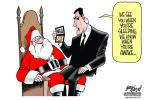 Gary Varvel  Gary Varvel's Editorial Cartoons 2013-12-09 spy