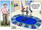 Gary Varvel  Gary Varvel's Editorial Cartoons 2014-03-06 Lyndon Baines Johnson
