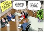Gary Varvel  Gary Varvel's Editorial Cartoons 2014-03-16 spy