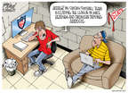 Gary Varvel  Gary Varvel's Editorial Cartoons 2014-09-16 aggravate