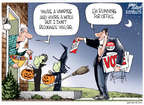 Gary Varvel  Gary Varvel's Editorial Cartoons 2014-10-27 2014