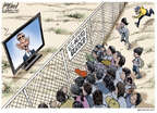 Gary Varvel  Gary Varvel's Editorial Cartoons 2014-11-20 immigration